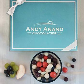 Andy Anand Chocolate Medley of Fruits & Nuts Delicious-