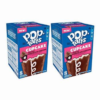 Kellogg's Pop-Tarts Frosted Chocolate Cupcake Pastries