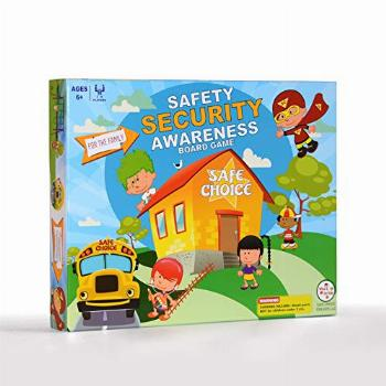 Safe Choice for Kids - The Best Educational Board Game for