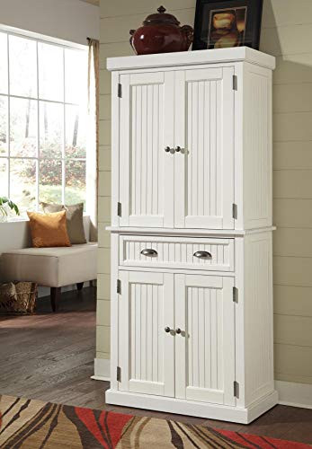 Home Styles Nantucket Pantry - Off White
